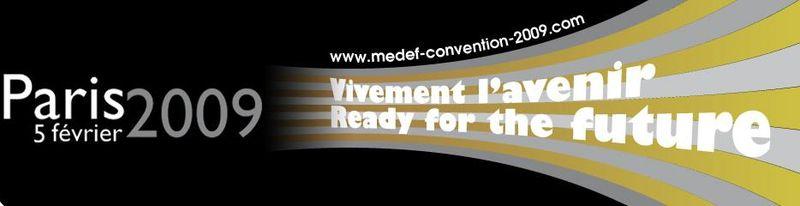 Convention-medef-2009