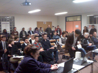 Live blogging Webschool Orléans