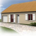 constructeur maison plain pied region centre