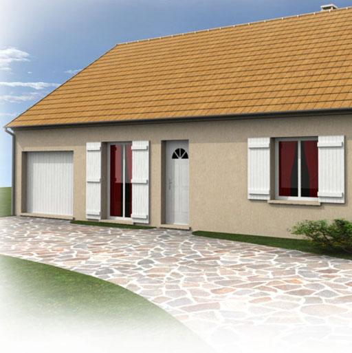 Sapo constructeur de maison plain pied en r gion centre for Constructeur de maison region centre