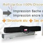 impression rollup discount eco easyflyer
