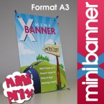 mini banner totem easyflyer