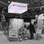 stand cprint easyflyer photo produit